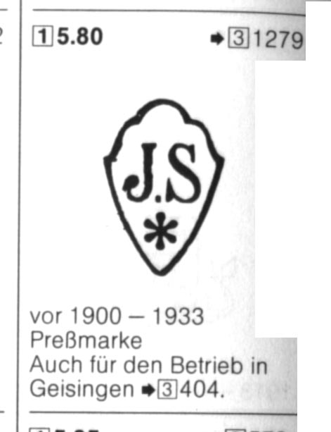 Josef Strnact Junior And The Js Austria Ceramic Clocks